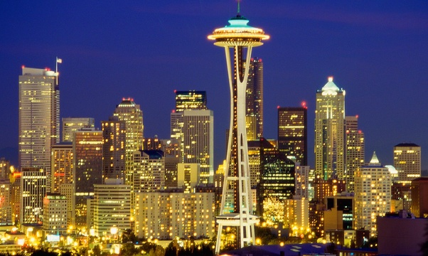 Visit Seattle - Bucket List Ideas