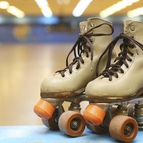 Go roller skating - Bucket List Ideas