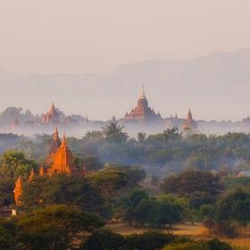 Visit Bagan, Burma (Myanmar) - Bucket List Ideas