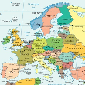 Visit All the Capitals of Europe - Bucket List Ideas