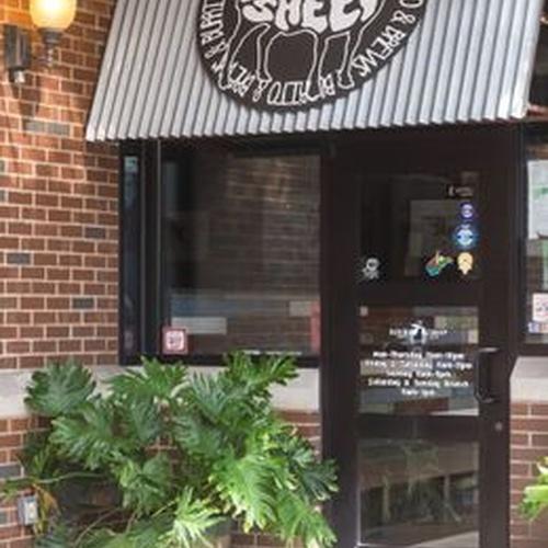 Eat at Black Sheep Borrito & Brews - Bucket List Ideas