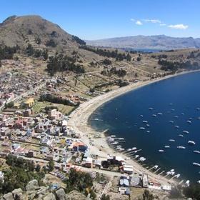 Stay at Las Olas in Copacabana, Bolivia - Bucket List Ideas