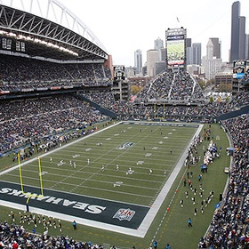 See a game from every NFL stadium - Bucket List Ideas