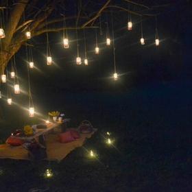 ⚜️Go on a midnight picnic - Bucket List Ideas