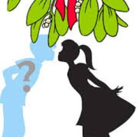 Kiss Under a Mistletoe - Bucket List Ideas