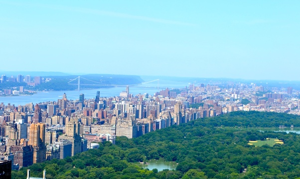 Live in New York - Bucket List Ideas