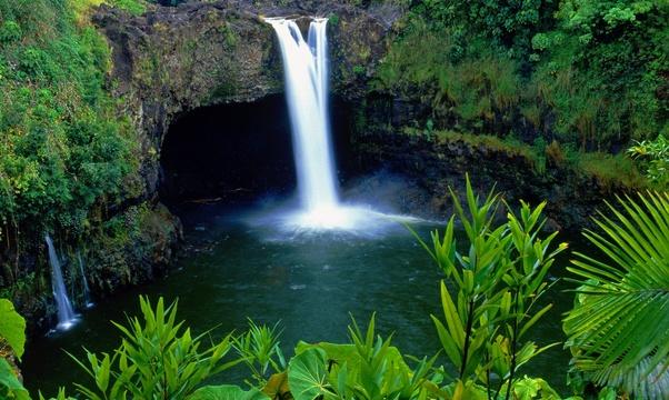 Jump off a waterfall - Bucket List Ideas
