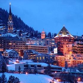 Channel Brigitte Bardot at St. Moritz - Bucket List Ideas
