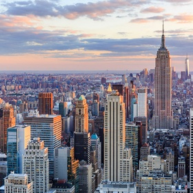 New york city: see empire state building, statue of liberty, madison square garden, central park, ground zero, and times square - Bucket List Ideas