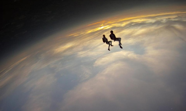 Sky diving - Bucket List Ideas