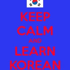 Learn Korean Language - Bucket List Ideas
