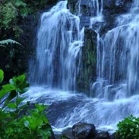 Shower Under A Waterfull - Bucket List Ideas