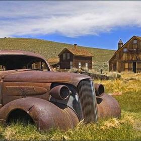 Visit A Ghost Town - Bucket List Ideas