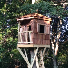 Build a tree house - Bucket List Ideas