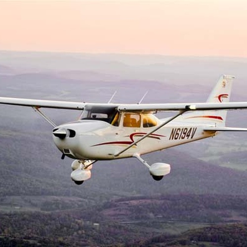 Get my pilots license - Bucket List Ideas