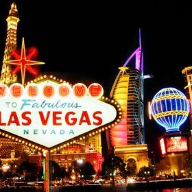Go to a casino in Las Vegas - Bucket List Ideas