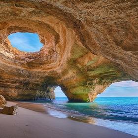 See Bengali Cave, Portugal - Bucket List Ideas