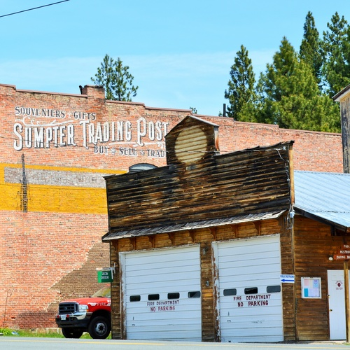 Explore at least five ghost towns in the Pacific Northwest - Bucket List Ideas