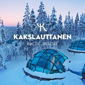 Stay overnight in the Kakslauttanen Arctic Resort, Finland - Bucket List Ideas