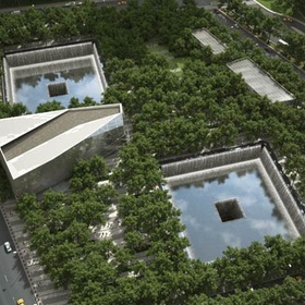 Visit the ground zero memory pools in New York - Bucket List Ideas