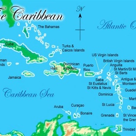 Hit up the Caribbean Islands - Bucket List Ideas