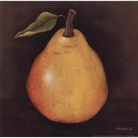 Get a fancy print of a pear - Bucket List Ideas