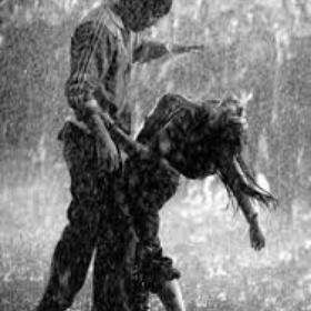 Dance in the rain with my man - Bucket List Ideas