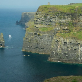 Visit the Cliffs of Moher - Bucket List Ideas