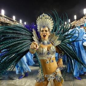 Experience Carnival in Brazil - Bucket List Ideas