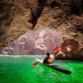 Kayak to Hot Springs Along the Colorado River with Black Canyon Hot Springs Adventure - Bucket List Ideas