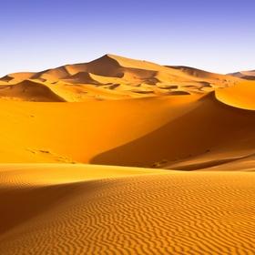 Cross The Sahara Desert - Bucket List Ideas
