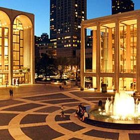 Attend a Concert at Lincoln Center - Bucket List Ideas