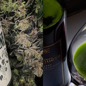 Try Weed WIne - Bucket List Ideas