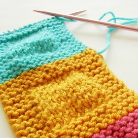 Knit or crochet something to wear - Bucket List Ideas