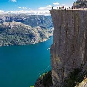 Stand on Pulpit Rock, Norway - Bucket List Ideas