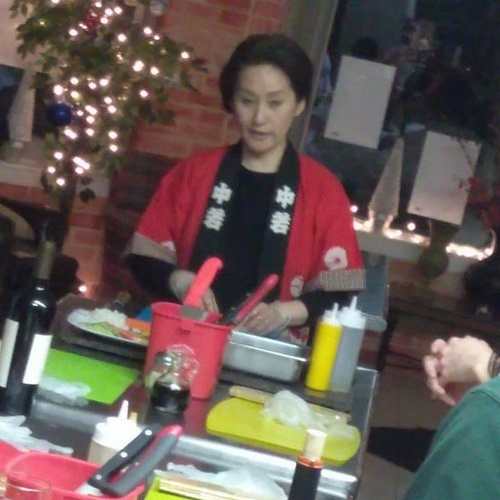 Sushi Making Class - Bucket List Ideas