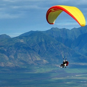 Take a Paragliding Course - Bucket List Ideas