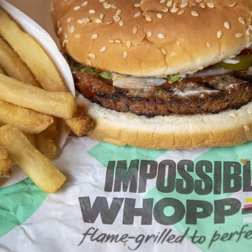 Try the Impossible Whopper - Bucket List Ideas