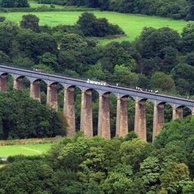 Cross the Pontcysyllte Aqueduct, Wales - Bucket List Ideas