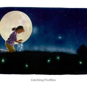 Catch fireflies - Bucket List Ideas