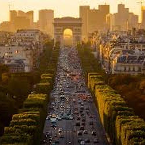 Walk down Champs Elysees - Bucket List Ideas