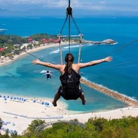 Go ziplining - Bucket List Ideas