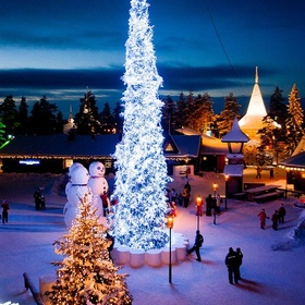 """Visit the """"Real"""" Santa Claus in Finland - Bucket List Ideas"""