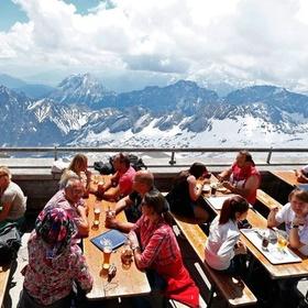 "Enjoy a pilsner at the ""highest beer garden in Germany"" - Bucket List Ideas"
