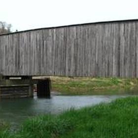 Go through Grays River Covered Bridge in Washington - Bucket List Ideas