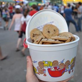 Eat a bucket of Sweet Martha's Cookies - Bucket List Ideas