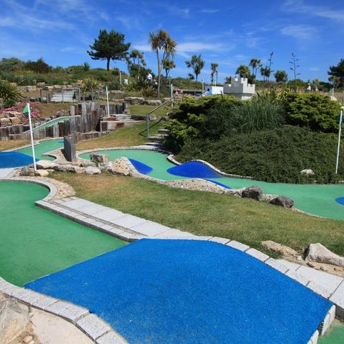 Play Crazy Golf - Bucket List Ideas