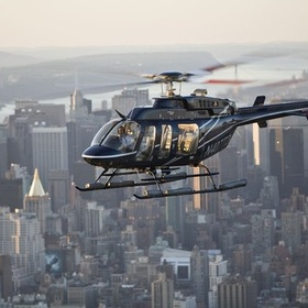 Take a helicopter tour over New York - Bucket List Ideas