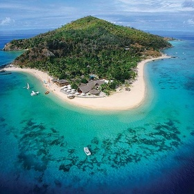 Have a private picnic on our own island/sandbar in Fiji - Bucket List Ideas