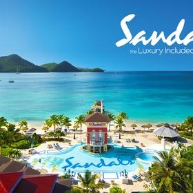 Holiday at a Sandals resort - Bucket List Ideas